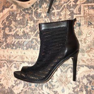 BCBG Max Azria Peep toe heels